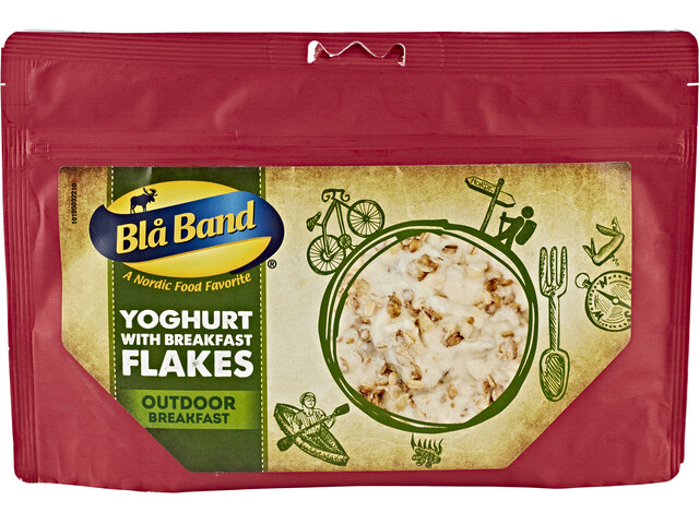 Bla Band Outdoor Breakfast 145g Yoghurt with Cereal